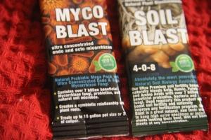 The back says: Eco Friendly, 100% Natural, Non-Toxic, Non-GMO. So, sweeeet. I hope.