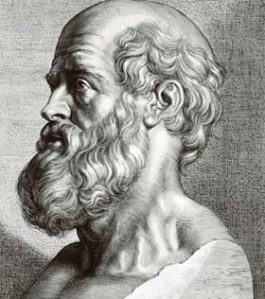 Hippocrates, Father Of Medicine and BAMF.